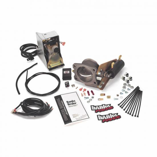 Simpson Family Jeeps | Brake Exhaust Braking System 03-04 Dodge 5 9